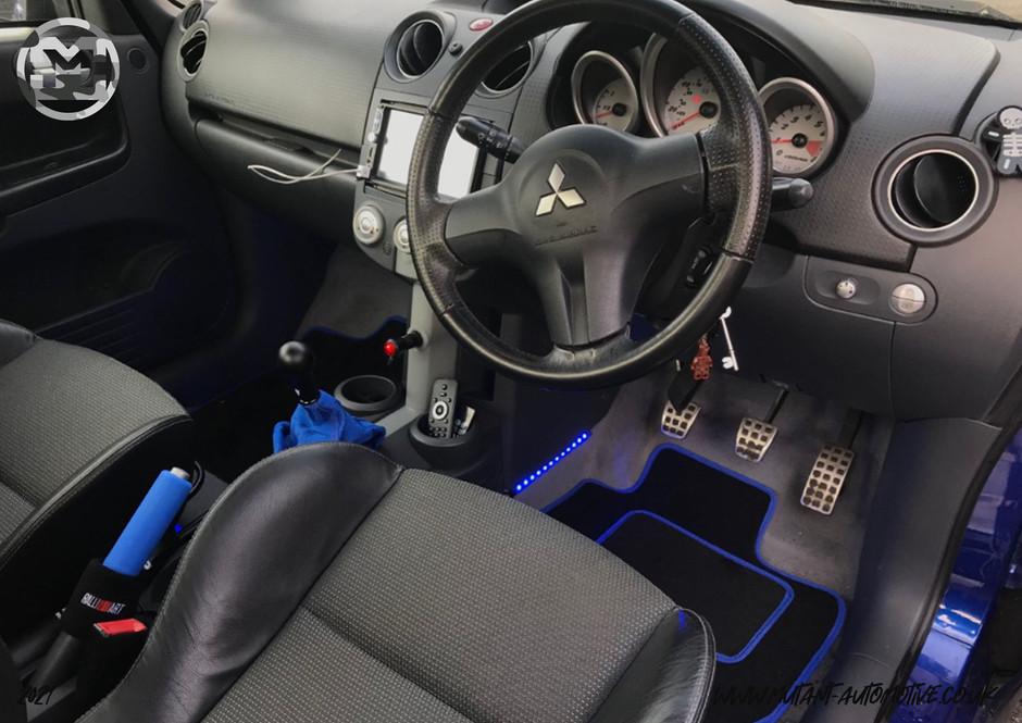 Mitsubishi colt czc-r