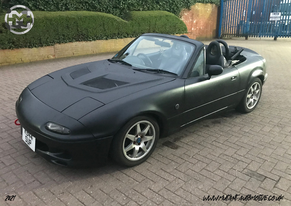 MK1 MX5 S-Special