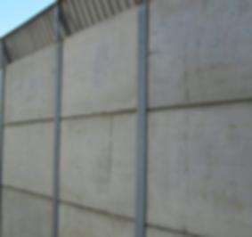 100mm Hollow Block Wall
