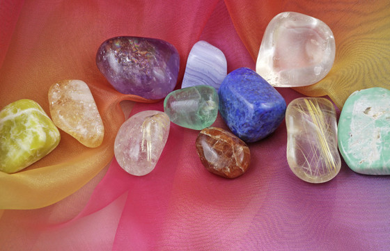 Easy Crystal and Gemstone Cleansing