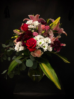 Roses_Marguerites_Lys
