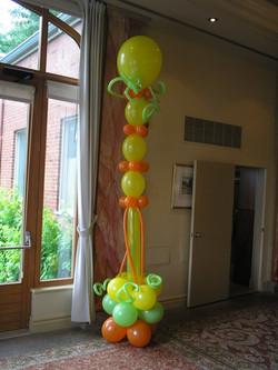 Ballons_Colonne