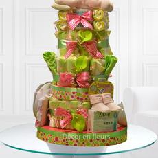 Gâteau de couches 001