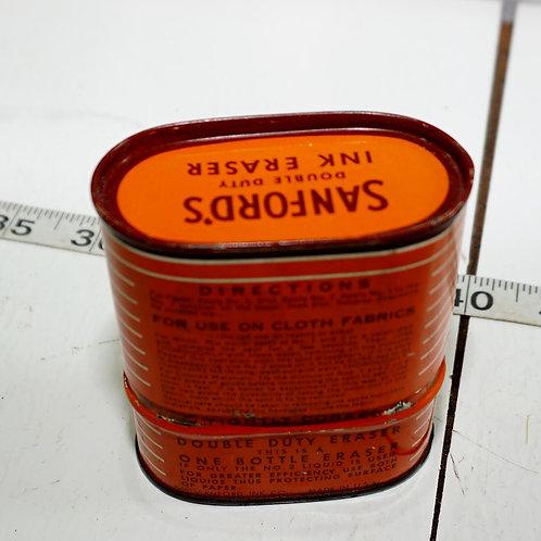 Sanford Ink Eraser Tin