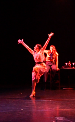 'Scat Cats' choreographed by Dougie Robbins