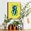 Thumbnail: Blue Beetle Litography