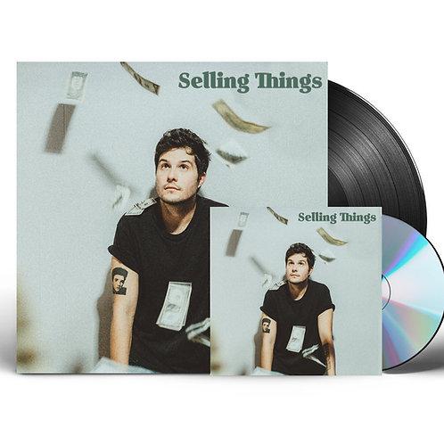 SELLING THINGS VINYL + CD BUNDLE {SIGNED}