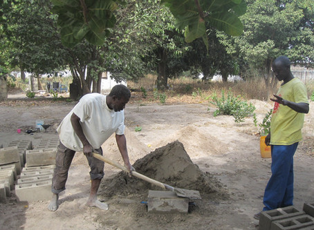 Ystäväkirje Gambiasta