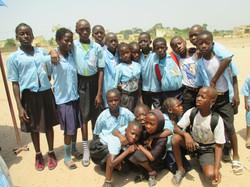 Koululaisiamme Barraks school