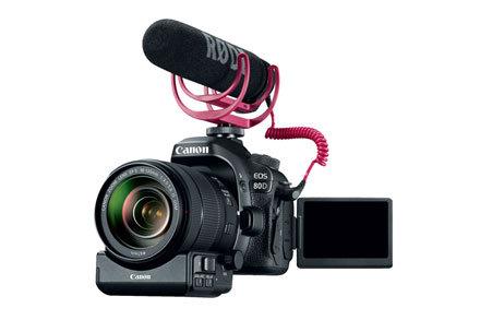 EOS 80D Video Creator Kit