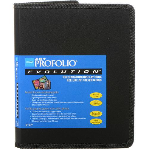 Profolio Evolution Presentation & Display Book - 5x7