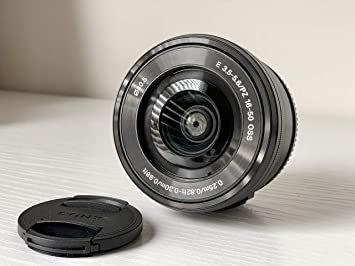 Sony E PZ 16–50 mm F3.5–5.6 OSS