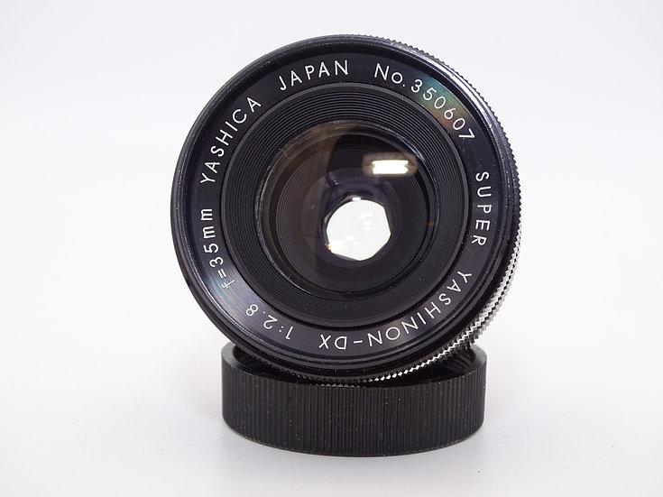 Super Yashinon-DX 35mm f/2.8