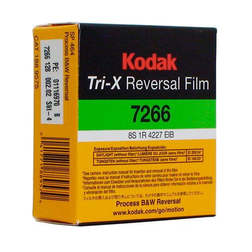Kodak Tri-X Reversal - Super8