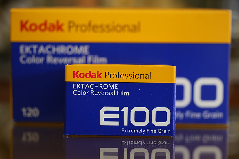 Kodak Professional Ektachrome