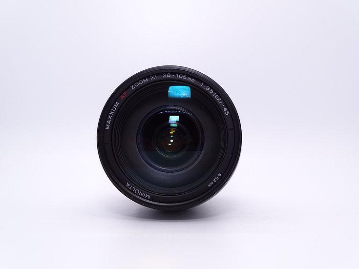 Minolta 28-105 f/3.5-4.5 AF