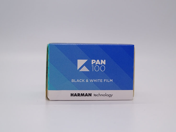 Kentmere Pan 100 24exp