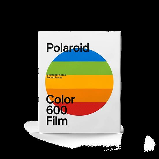 Polaroid 600 Color - Circle Frame