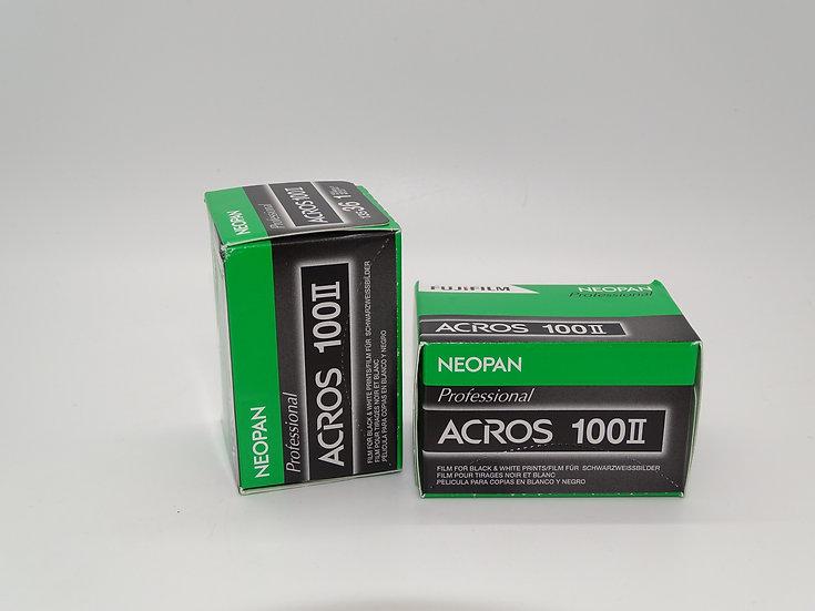 FujiFilm ACROS 100 II
