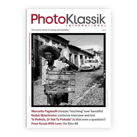 PhotoKlassik Int. 1/2019 (# 2)