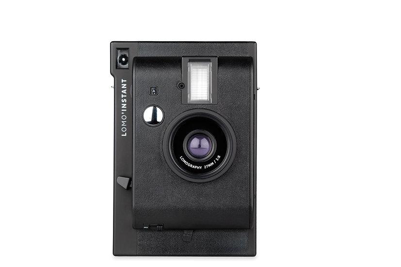Lomo'Instant Camera (Black Edition)