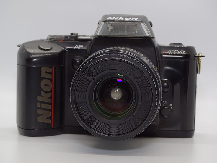 Nikon N4004S w/ lens
