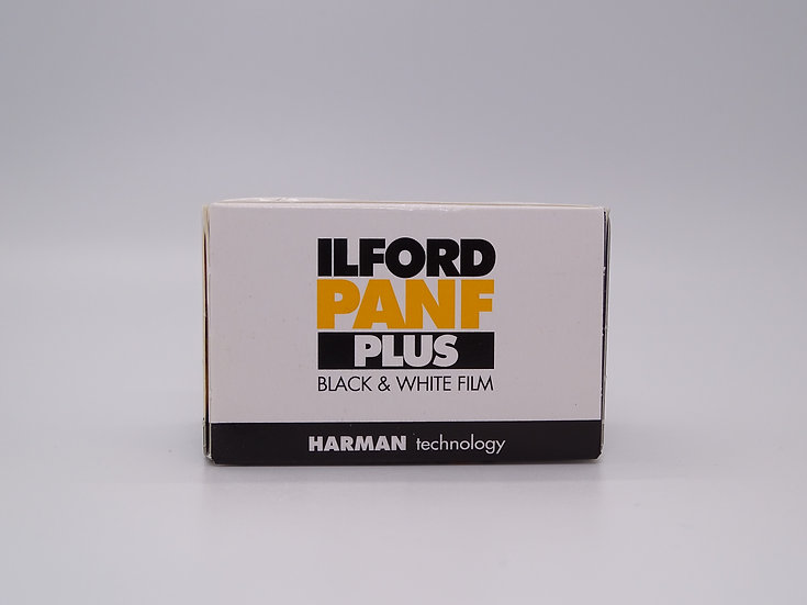 Ilford PANF Plus 50