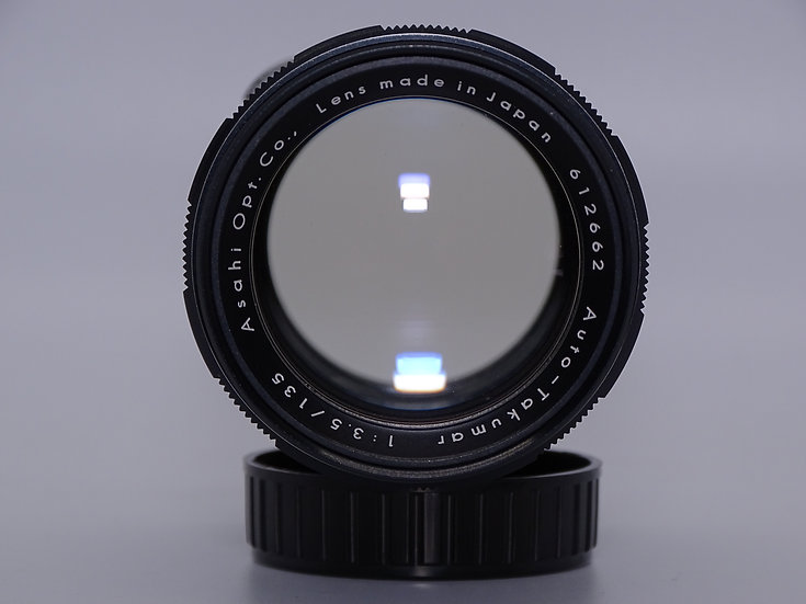 Auto-Takumar 135mm f/3.5