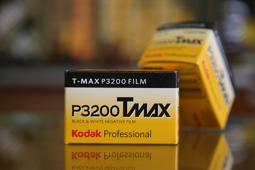 Kodak Professional P3200 TMAX