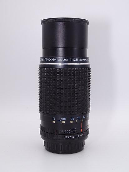 Pentax 80-200mm f/4.5