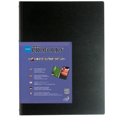 PROFOLIO Advantage Presentation/Display Book - 5x7