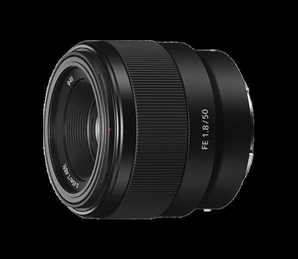 Sony 50mm f/1.8 - E Mount