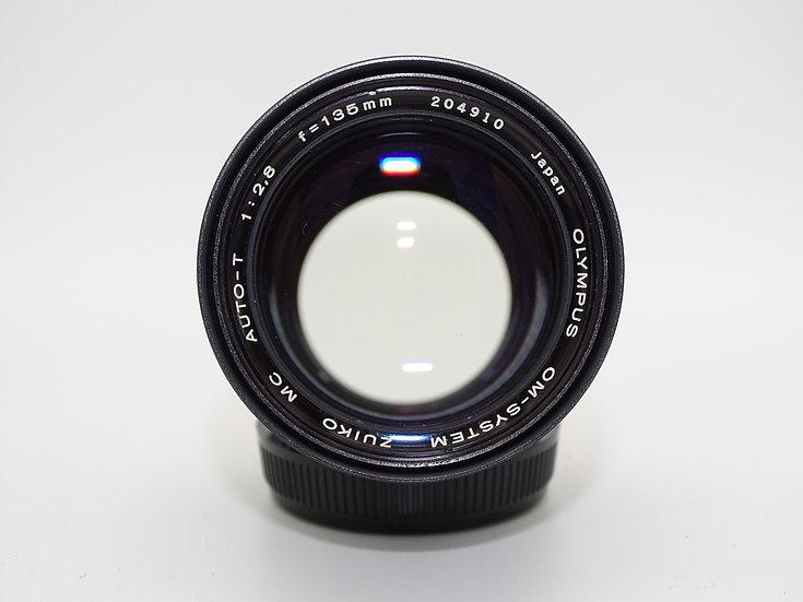 Olympus Zuiko 135mm f/2.8