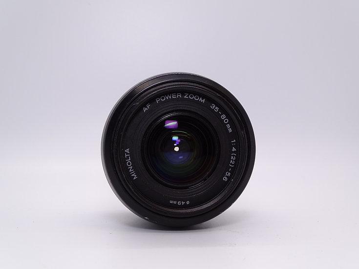 Minolta 35-80 f/ 4-5.6 AF