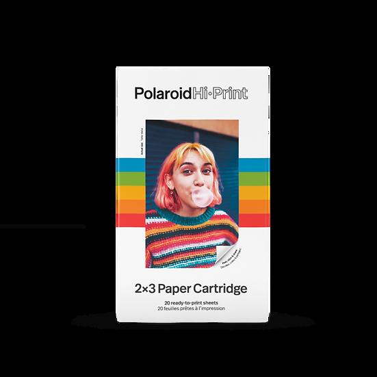 Polaroid Hi-Print 2x3 Paper Cartridge -20 Prints