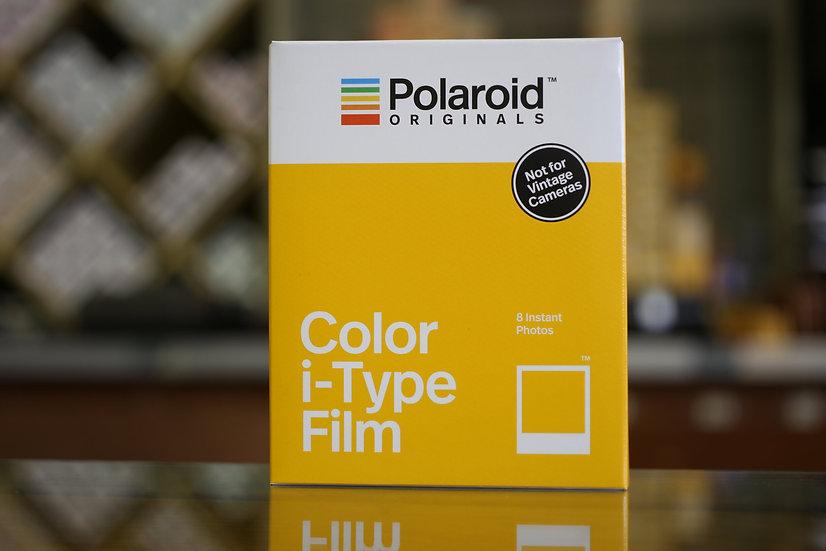Polaroid I-Type Film
