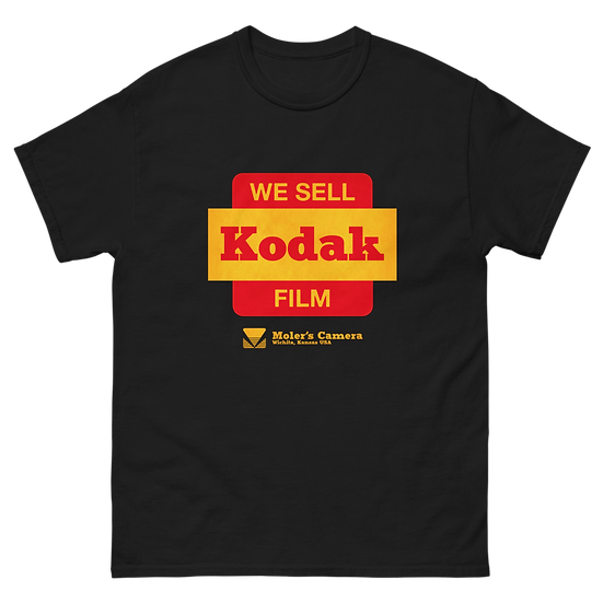 Kodak Film Moler's Men's heavyweight tee