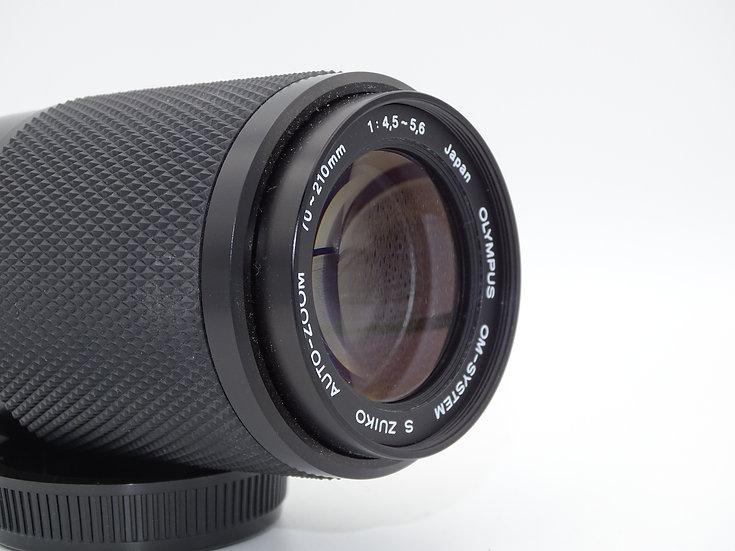 Olympu S Zuiko 70-210mm f/4.5-5.6