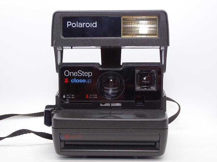 Polaroid 600 OneStep CloseUp