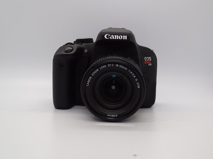 Canon T7i Kit - New
