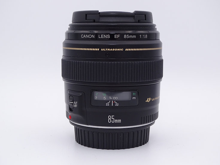 Canon 85mm f/1.8 - Used