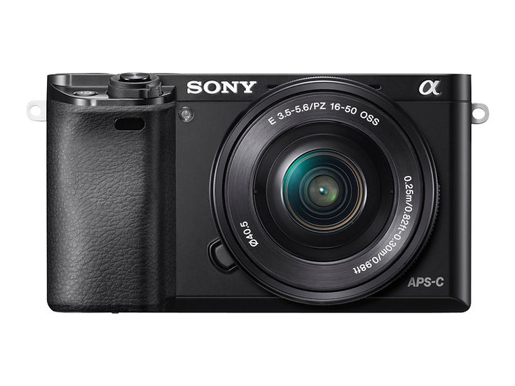 Sony A6000 Mirrorless Camera w/ 16-50MM Lens