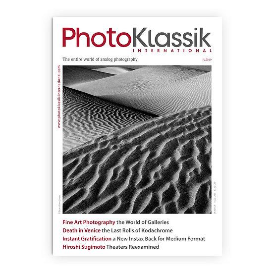 PhotoKlassik Int. 4/2019 (# 5)