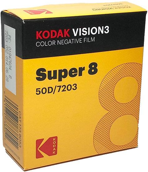Kodak Vision3 50D - Super 8
