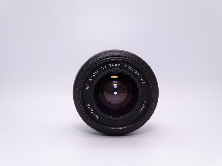 Minolta 35-70 f/3.5-4.5 AF