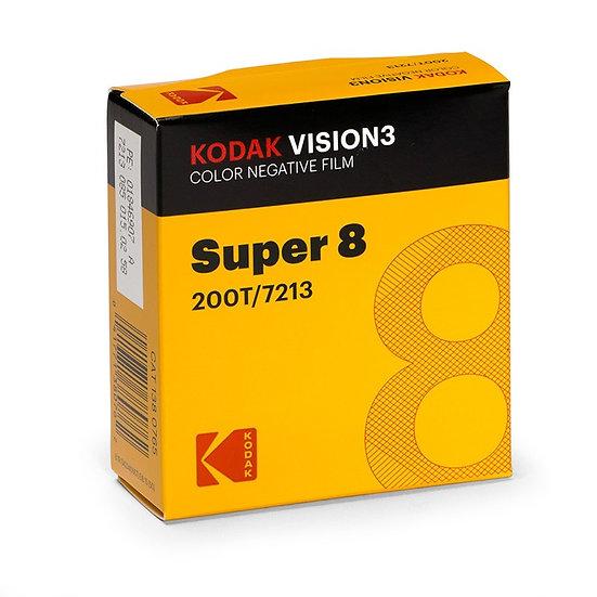 Kodak Vision 3 200T - Super 8
