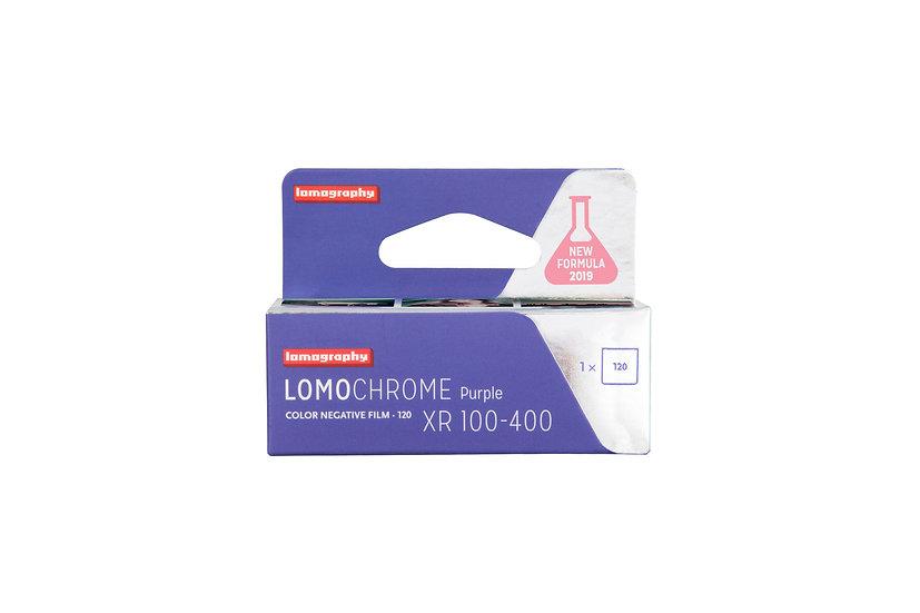 Lomochrome Purple 120 ISO 100-400