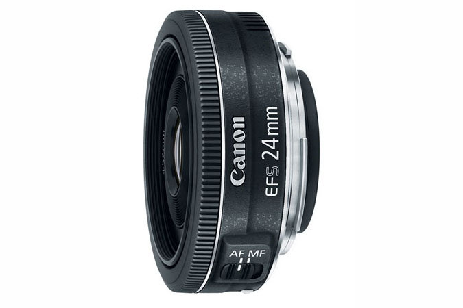 Canon 24mm f/2.8 STM EF-S