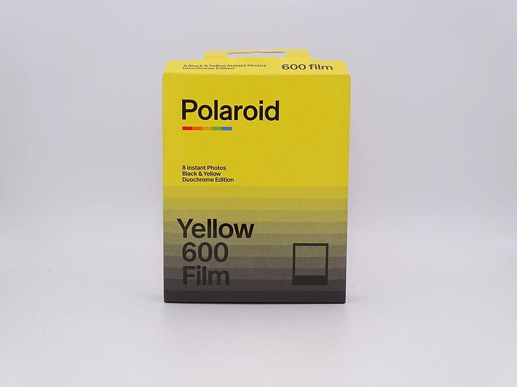 Polaroid Duochrome 600 Black and Yellow