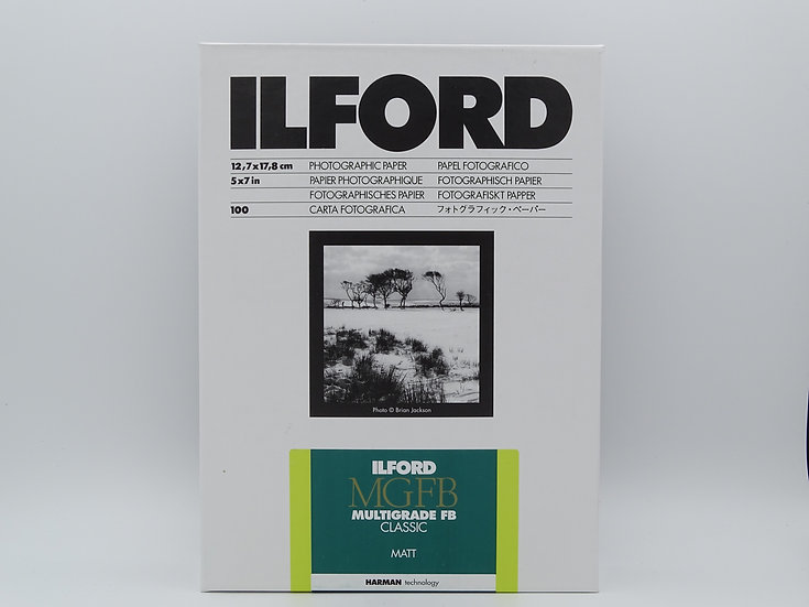 Ilforid Multigrade FB Classic Matt